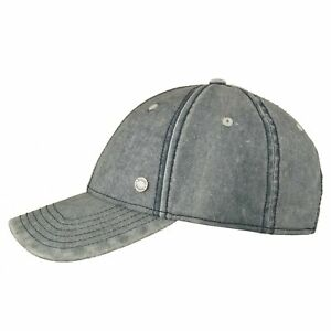 Bugatti Jeans Basecap - Baseballcap Sommercap Cap Schirmmütze - 100% Baumwolle