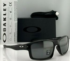 [OO9247-09] Mens Oakley Chainlink Sunglasses - Black Ink/Black Iridium Polarized