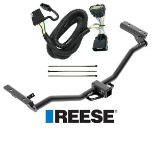Reese Trailer Tow Hitch For 11-19 Ford Explorer w/ Wiring Harness Kit
