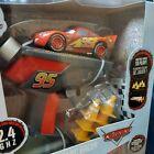Disney Pixar Cars Lightning McQueen RC Racer - New in box