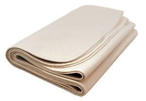 NEW Natural Mat Organic Baby Crib Bed Waterproof Mattress Protectors