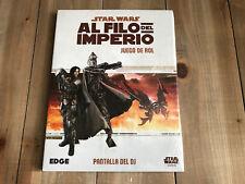 STAR WARS AL FILO DEL IMPERIO - Pantalla del DJ - juego de rol - FFG - EDGE