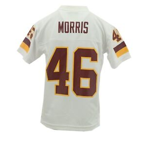 Washington Redskins Alfred Morris Official NFL Kids Youth Size Jersey New W Tags