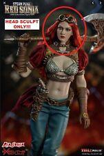 1/6 Scale TBLeague (PL2019-140) Red Sonja Steampunk - HEAD SCULPT