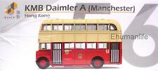 56 Tiny KMB Daimler A Manchester Bus Mini Model Toy Car Diecast