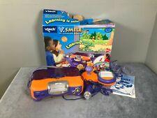 Children's VTech Smile TV Learning System + Winnie The Pooh Honey Hunt
