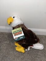 Adventure Planet Plush Animal Den - EAGLE (10 inch) - New Stuffed Animal Toy