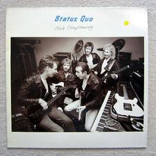 LP / STATUS QUO / VERTIGO SWIRL / RARITÄT / 1988 / OIS /