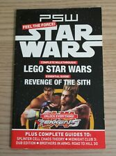 Tekken 5, Lego Star Wars & More Book by PSW Magazine - PS2 / Playstation 2
