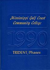 Mississippi Gulf Coast Community College Trident 1990 Yearbook Annual