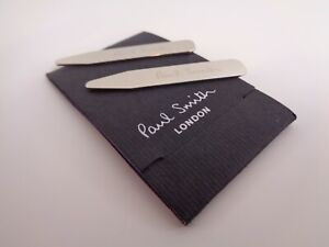 PAUL SMITH ENGRAVED COLLAR STIFFENERS / BONES / STAYS / NEW RRP £55+
