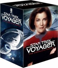 Star Trek Voyager  The Complete Series ** FREE PRIORITY MAIL **