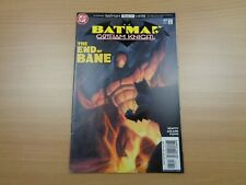 Batman Gotham Knights (DC Comics) #49 (March 2004) The End of Bane