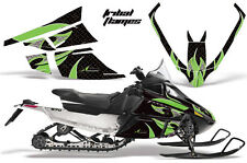 AMR Racing Sled Wrap Arctic Cat F Series Snowmobile Graphic Kit All Years TRIBAL