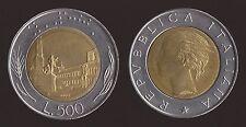 500 LIRE 1995 QUIRINALE - ITALIA FDC/UNC FIOR DI CONIO