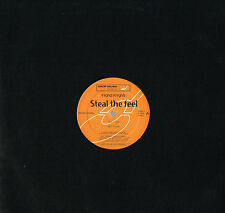 """INLAND KNIGHTS Steal The Feel 12"""" VINYL Drop Music UK 2001 DRM018 @Deep House"""