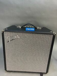 Fender Rumble 40 (V3) 240V AUS Black/Silver Bass Amplifier Fender