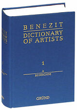 BENEZIT Dictionnaire of Artists 14 vol. COMPLETE, Anglais, künstlerlexikon