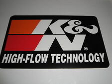 K&N Filters Window Sign!! LOOK!!!!