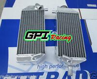40mm 2 row Suzuki RM125 2001-2008 01  02 03 04 05 06 07 08 Aluminum radiator