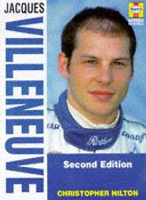 Jacques Villeneuve.Champion of Two Worlds. Mint Paperback Book.