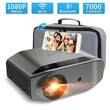 WiFi Bluetooth Projektor Native 1080p 7000 Lumen artlii Energon 2 Video