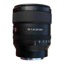 Sony FE 24mm Lente f/1.4 GM