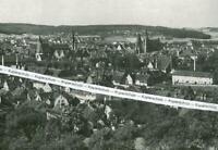 Ansbach - Blick auf die Stadt vom Bismarckturm - um 1925              V 10-1