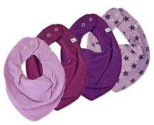Winter Dreieckstuch Lätzchen Fleece Sterne Rosa Pink Handmade ♥ Neu ♥ Dawanda