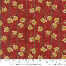 MODA Fabric ~ SWEET CHERRY WINE ~ by Blackbird Designs (2784 12) by 1/2 yard