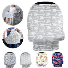 Nursing Covers Breastfeeding Privacy Blanket Baby Scarf Infant Stroller Car Seat