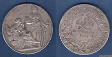 Médaille - Conservatoire National Musique et Déclamation Argent 1900 66 Grammes