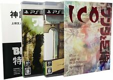 PS3 ICO and Shadow of the Colossus Limited Edition w/booklet Japan F/S