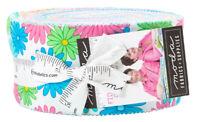 """Moda, Fiddle Dee Dee, Jelly Roll, 2.5"""" Fabric Quilt Strips, 22380JR, J15"""