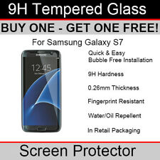 Premium Quality Tempered Glass screen protector for Samsung Galaxy S7