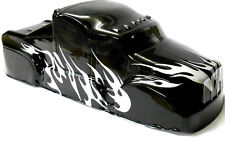 BSP-BET-6BK 1/10 rc nitro monster truck truggy body shell noir V2