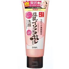 SANA Japan Nameraka Honpo Q10 Soy Isoflavone Moisturizing Cleanser (150g/5oz.)