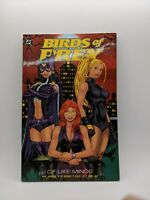 Birds of Prey Vol 1 Of Like Minds Rare OOP TPB/Graphic Novel DC 2004 Oracle