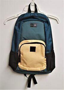 RVCA ESTATE II Backpack - MABKUREP - DKM - NWT