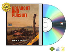Breakout And Pursuit by Blumenson, Martin 50th Annversary Edition eBook On CD
