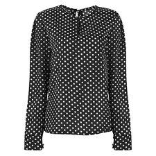 Fashion Womens Ladies Loose Long Sleeve Chiffon Casual Blouse Shirt Tops Blouse