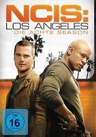 NCIS: LOS ANGELES-SEASON 8   DVD NEU
