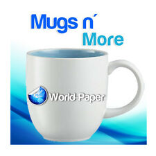 Mugs n' More Heat Transfer Paper mug cup press machine 50 Pack :)