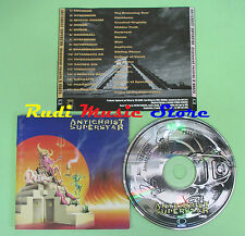 CD ANTICHRIST SUPERSTAR Omonimo DISPLASED D 00025 (Xs1) no lp mc dvd