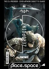 (WK22) BATMAN / FORTNITE: ZERO POINT #3 2ND PRINTING PREORDER INCLUDES GAME CODE