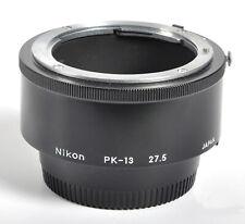 Vintage Nikon PK-13 27.5 Ai Auto Extension Tube for macro
