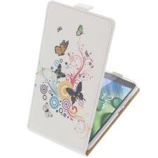 Tasche für Acer Liquid Z6 Plus FlipStyle Schutz Hülle Flip Case Schmetterling