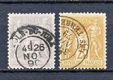 TRAA  177  FRANCE 1879 - 1880  USED