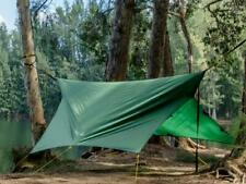 TARP CAMPING SHELTER  Top Quality designed in US Go! Outfitters color GBG