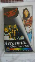 aerosmith greatest hits cassette album,rare di
